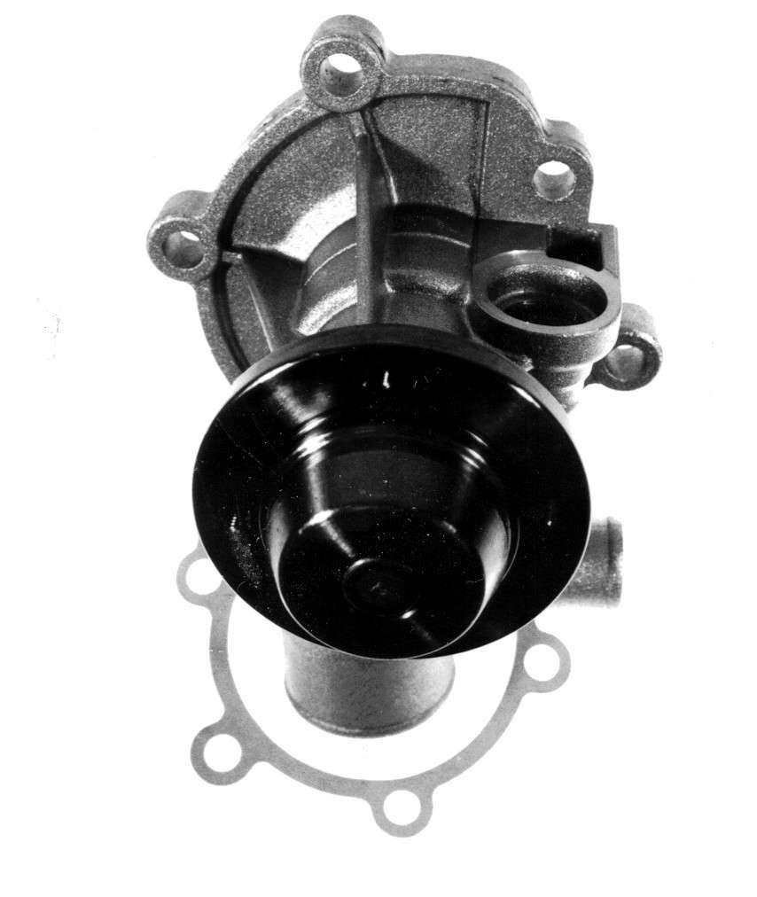 1992 Saab 900 Transmission: Water Pump Saab 9000 2.0 Liters 1985-1992
