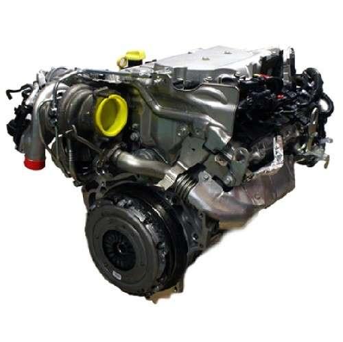 2003 Saab 43533 Transmission: Complete Engine For Saab 9.3 II 2.8 Turbo V6 B284 FWD