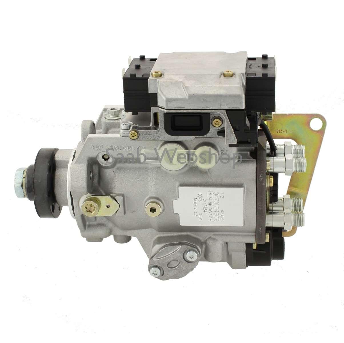 pompe injection diesel saab 9 3 et 9 5 2 2 tid 125 cv echange standard pompe injection diesel. Black Bedroom Furniture Sets. Home Design Ideas