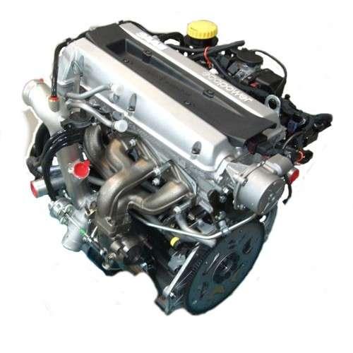 2002 Saab 43594 Transmission: Moteur Complet Saab 9.5 2.3 Turbo B235E (BVA)